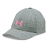 Under Armour Girls Printed Armour Cap Headwear