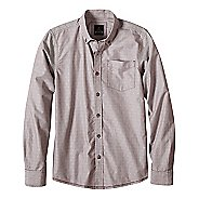Mens prAna Reinhold Long Sleeve Jackets