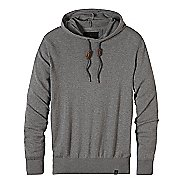 Mens prAna Throw-On Hooded Sweater Long Sleeve Non-Technical Tops