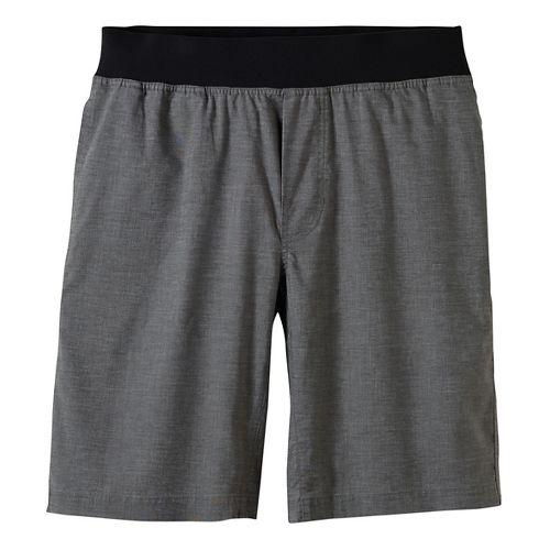 Mens prAna Vaha Lined Shorts - Green XXL