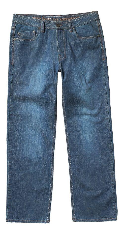 Mens prAna Rogan Relaxed Fit Jean Pants - Blue 30