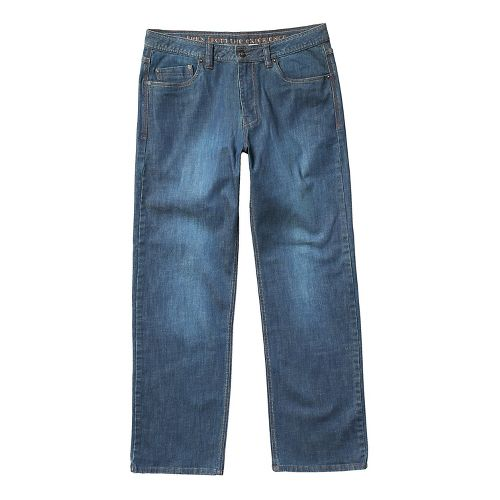Mens prAna Rogan Relaxed Fit Jean Pants - Blue 34