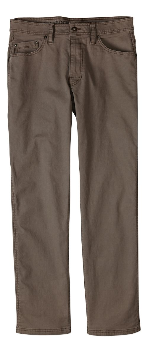 Tacoda Relaxed Fit Pants - Brown 32