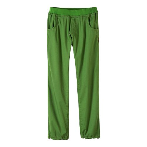 Mens prAna Zander Pants - Jade Green M