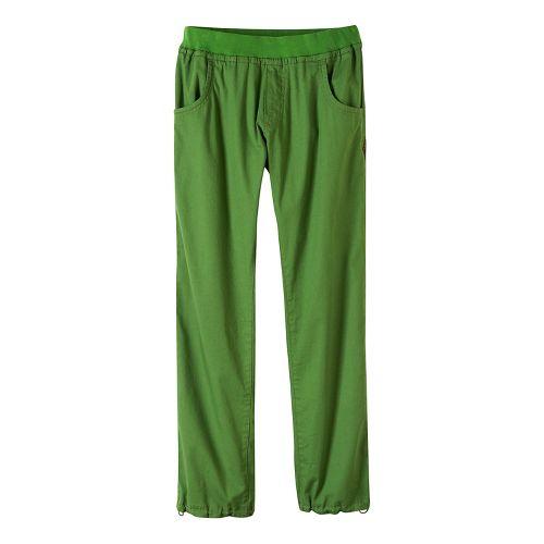 Mens prAna Zander Pants - Jade Green XS