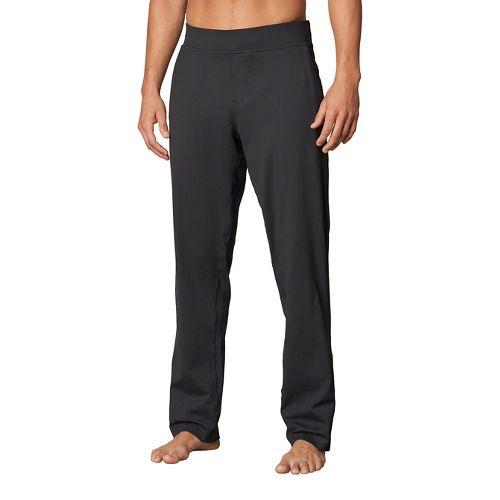 Mens prAna Wyler Pants - Black XL