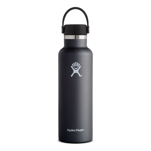 Hydro Flask 21 ounce Standard Mouth Flex Cap Hydration - Lava