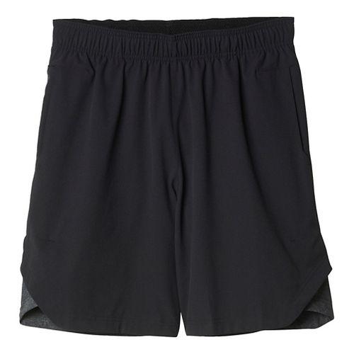 Mens Adidas Athletic ID Unlined Shorts - Black S