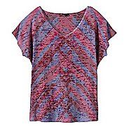 Womens prAna Tabitha Top Short Sleeve Non-Technical Tops
