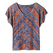 Womens prAna Tabitha Top Short Sleeve Non-Technical Tops