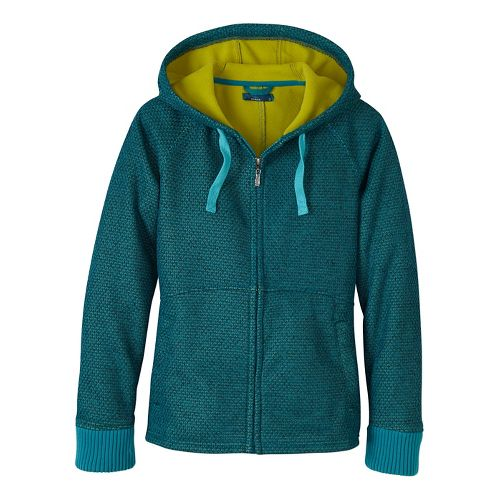 Womens prAna Akita Cold Weather Jackets - Green M