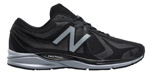 Mens New Balance 580v5 Running Shoe - Black/Steel 9