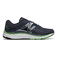 Mens New Balance 940v3 Running Shoe - Thunder/Lime 10.5