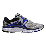 Mens New Balance 940v3 Running Shoe - Silver/Blue 10.5