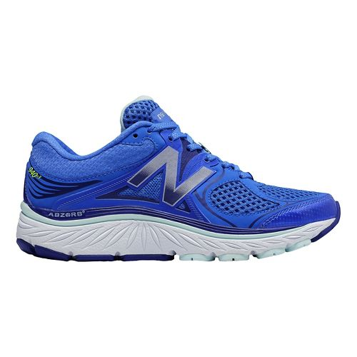 Womens New Balance 940v3 Running Shoe - Blue/White 11.5