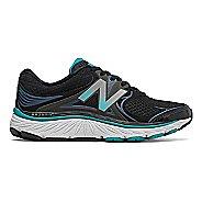Womens New Balance 940v3 Running Shoe - Black/Pisces 7.5