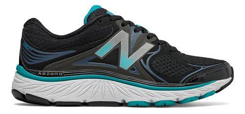 Womens New Balance 940v3 Running Shoe - Black/Pisces 11.5