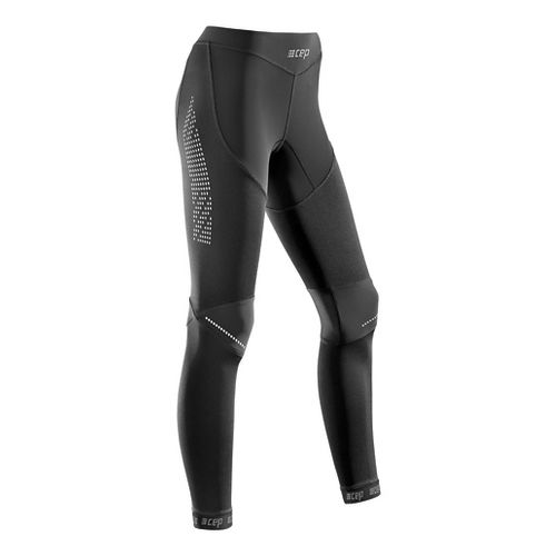 Mens CEP Dynamic+ Run 2.0 Tights & Leggings Pants - Black M