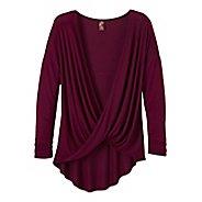 Womens prAna Cascade Long Sleeve Non-Technical Tops