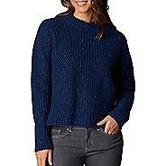 Womens prAna Cedric Sweater Long Sleeve Non-Technical Tops