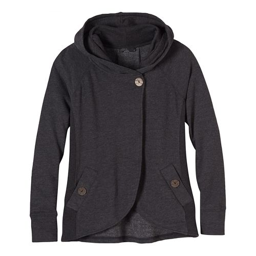 Womens prAna Darby Cold Weather Jackets - Black XS