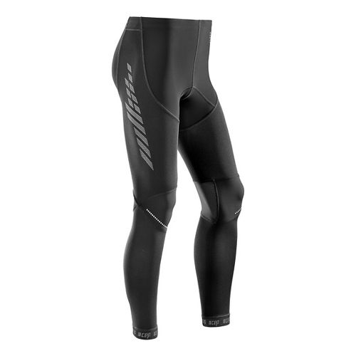 Womens CEP Dynamic+ Run 2.0 Tights & Leggings Pants - Black XS