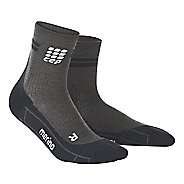 Mens CEP Dynamic+ Run Merino Short Sock Injury Recovery