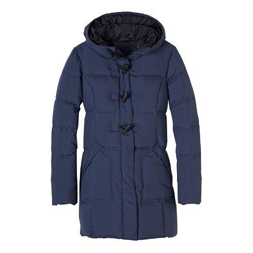 Womens prAna Evelina Cold Weather Jackets - Grey L
