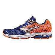 Mens Mizuno Wave Catalyst 2 Running Shoe - Black/Chinese Red 13