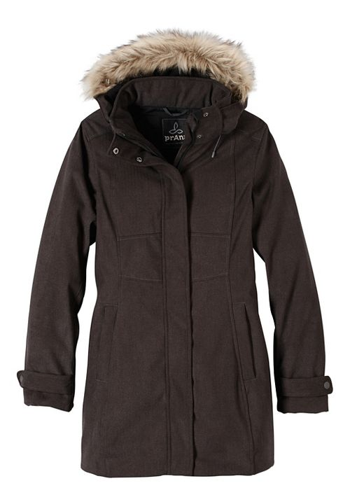 Womens prAna Maja Jackets - Black M