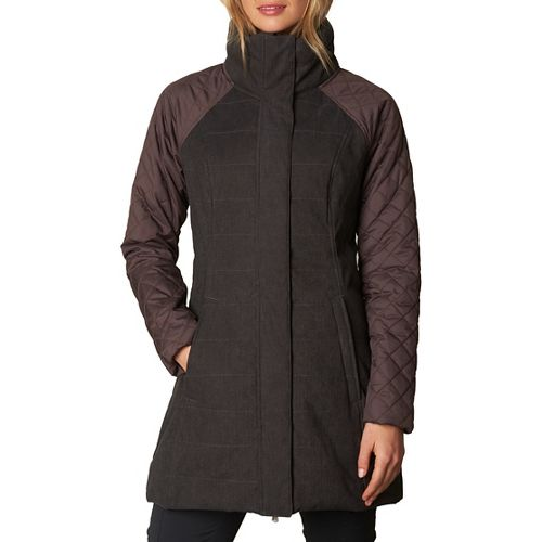 Womens prAna Mixer Parka Cold Weather Jackets - Black XL