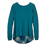 Womens prAna Natalia Sweater Long Sleeve Non-Technical Tops