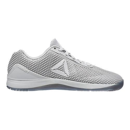Womens Reebok CrossFit Nano 7.0 Cross Training Shoe - Grey/Grey 9.5