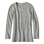 Womens prAna Nolan Sweater Long Sleeve Non-Technical Tops