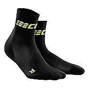 Womens CEP Dynamic+ Run Ultralight Short Sock Injury Recovery