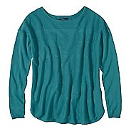 Womens prAna Stacia Sweater Long Sleeve Non-Technical Tops