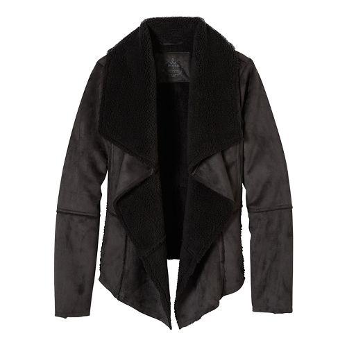 Womens prAna Townie Cold Weather Jackets - Black L