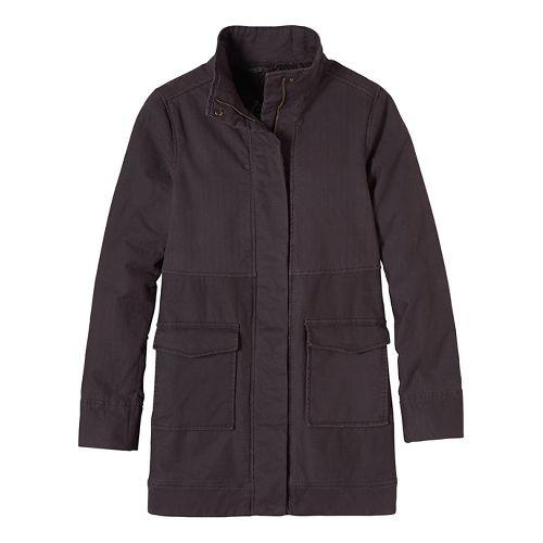 Womens prAna Trip Cold Weather Jackets - Black L