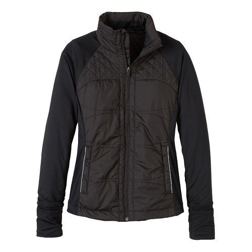 Womens prAna Velocity Cold Weather Jackets - Black XL