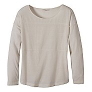 Womens prAna Vicky Long Sleeve Non-Technical Tops
