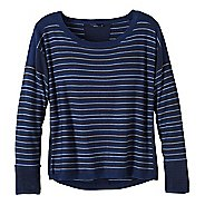 Womens prAna Whitley Sweater Long Sleeve Non-Technical Tops