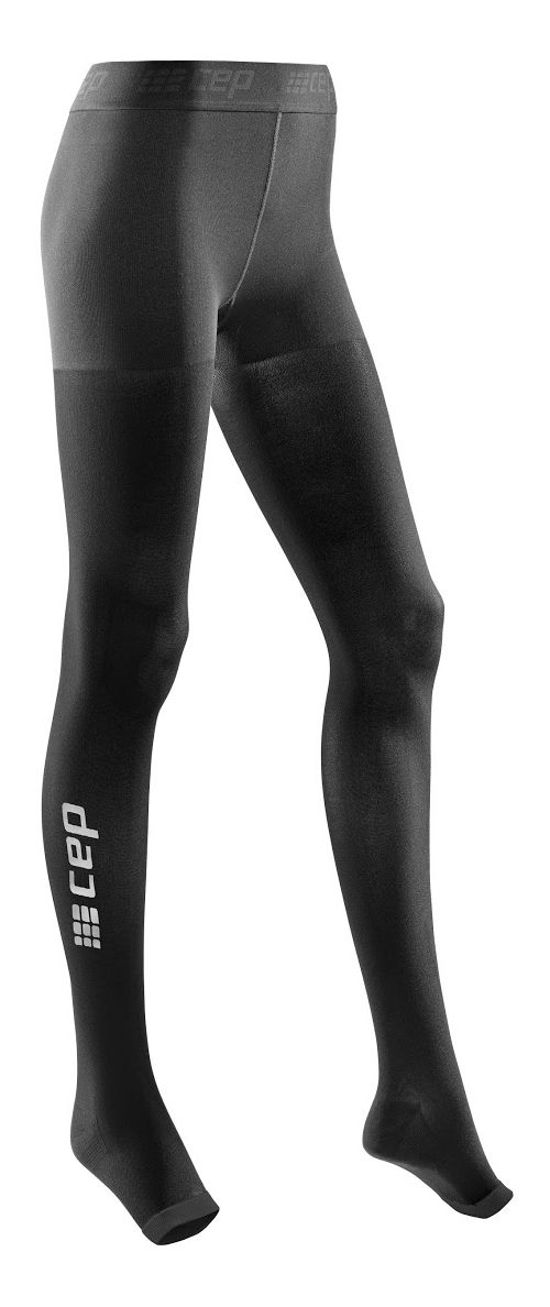 Womens CEP Recovery+ Pro Tights & Leggings Pants - Black S