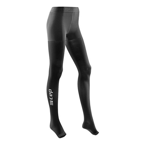Womens CEP Recovery+ Pro Tights & Leggings Pants - Black L