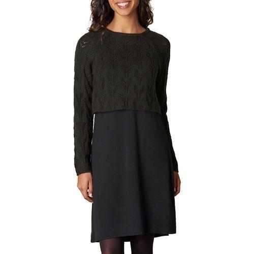 Womens prAna Everly Skirts Dresses - Black S