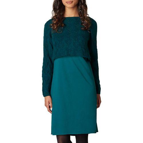 Womens prAna Everly Skirts Dresses - Green XS