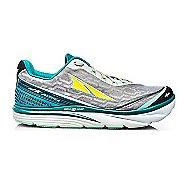 Womens Altra Torin iQ Running Shoe - Teal/White 10.5