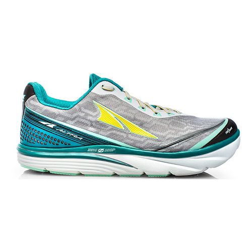 Womens Altra Torin iQ Running Shoe - Teal/White 8