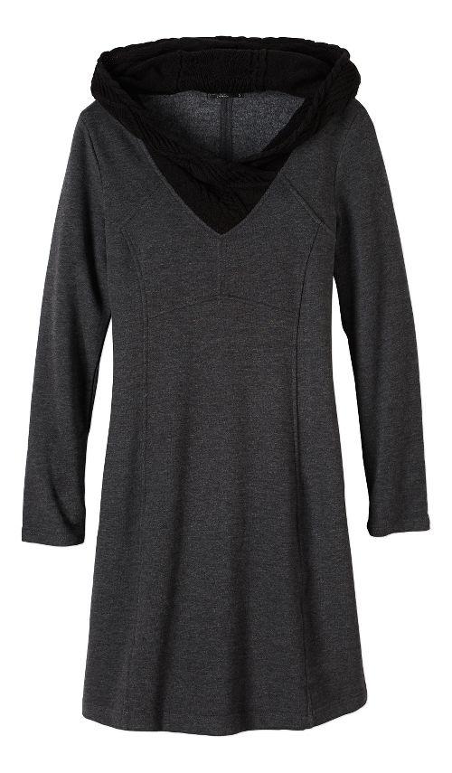 Womens prAna Maud Dresses - Black M