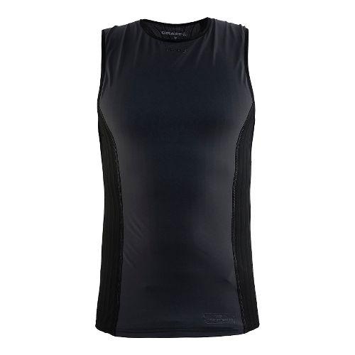Mens Craft Active Extreme 2.0 WS Vests Jackets - Black XL