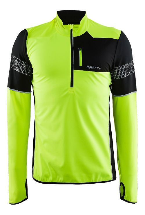 Mens Craft Brilliant 2.0 Thermal Wind Long Sleeve Technical Tops - Flumino S